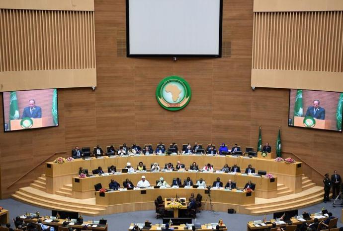非洲联盟32届首脑会议