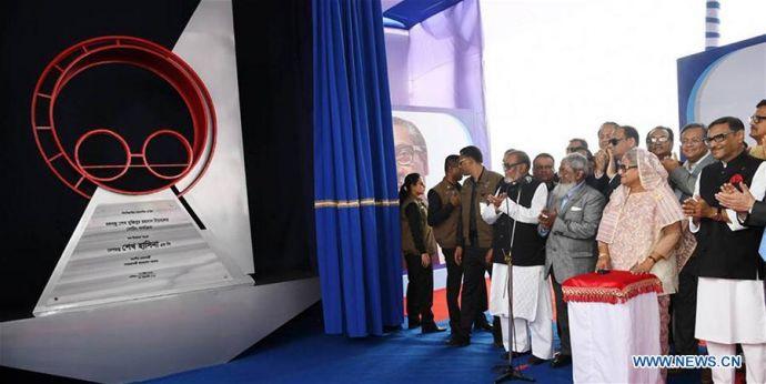 孟加拉项目