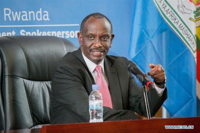 RWANDA-KIGALI-FM-CHINA-BELT AND ROAD INITIATIVE