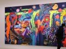 21日,德国当代艺术家弗兰兹·艾稞曼在位于北京798的偏锋新艺术空间举办了他在中国大陆的首次个展,此次展览持续至4月27日。