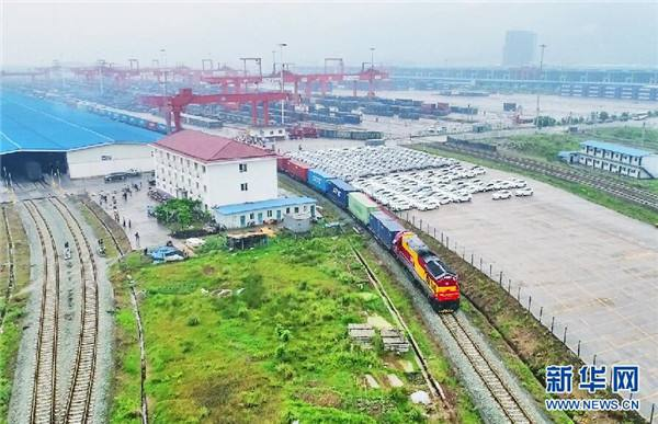 China-Singapore (Chongqing) Demonstration Initiative on Strategic Connectivity harvests fruitful results