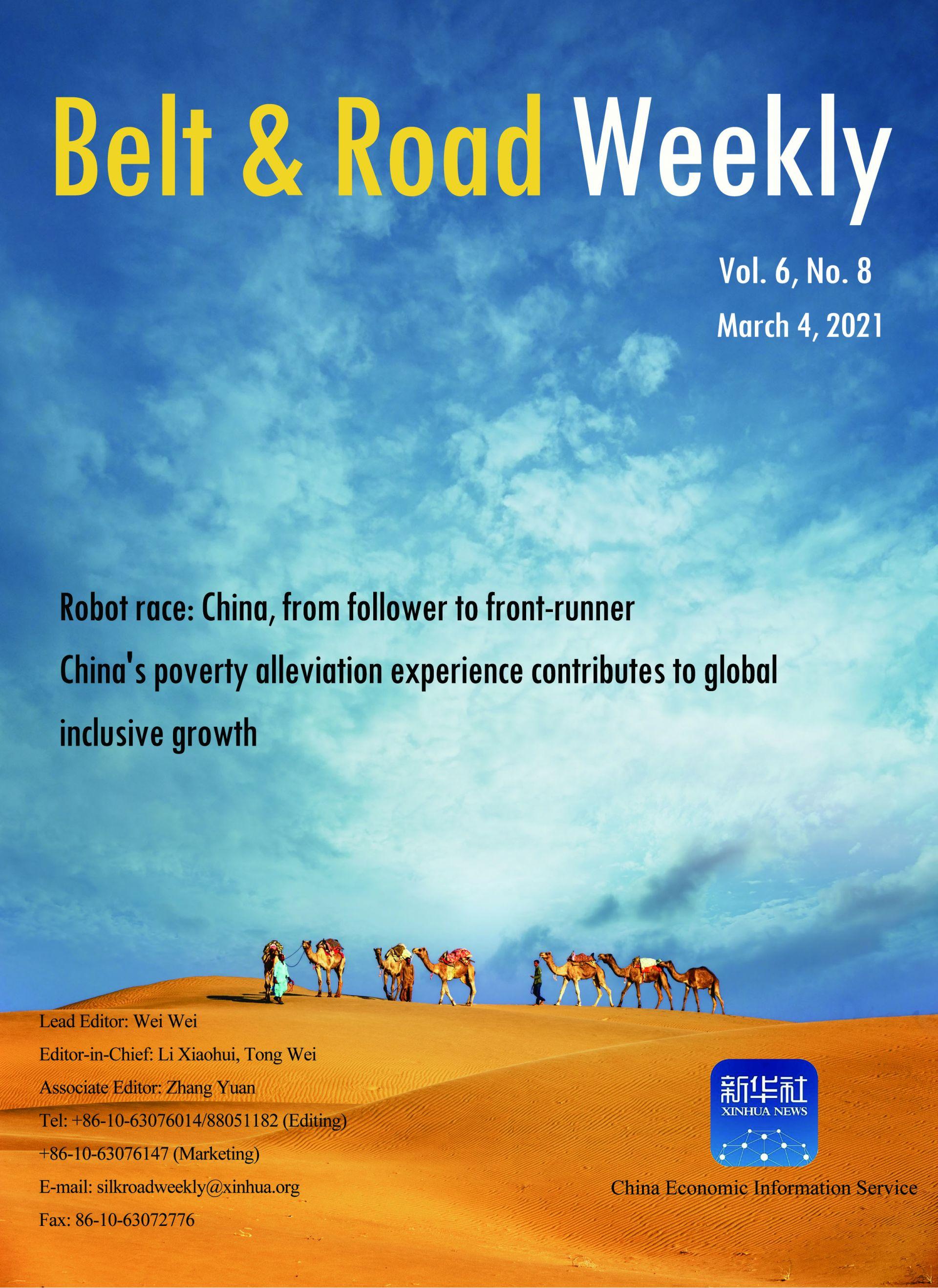Belt & Road Weekly Vol.6 No.8