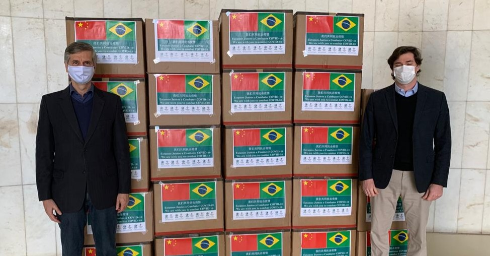 国家电网和CPFL公司向巴西捐赠物资抗击疫情