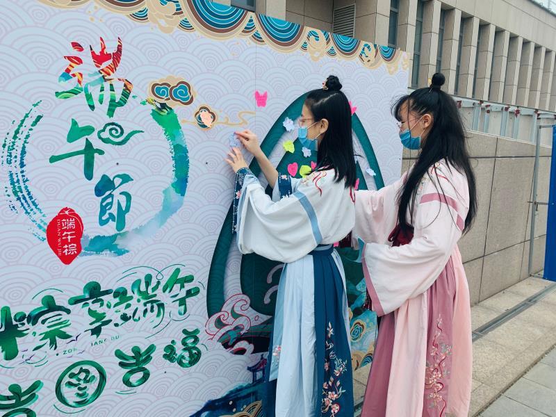 吉林省图书馆举办端午系列活动  弘扬中华民族传统文化