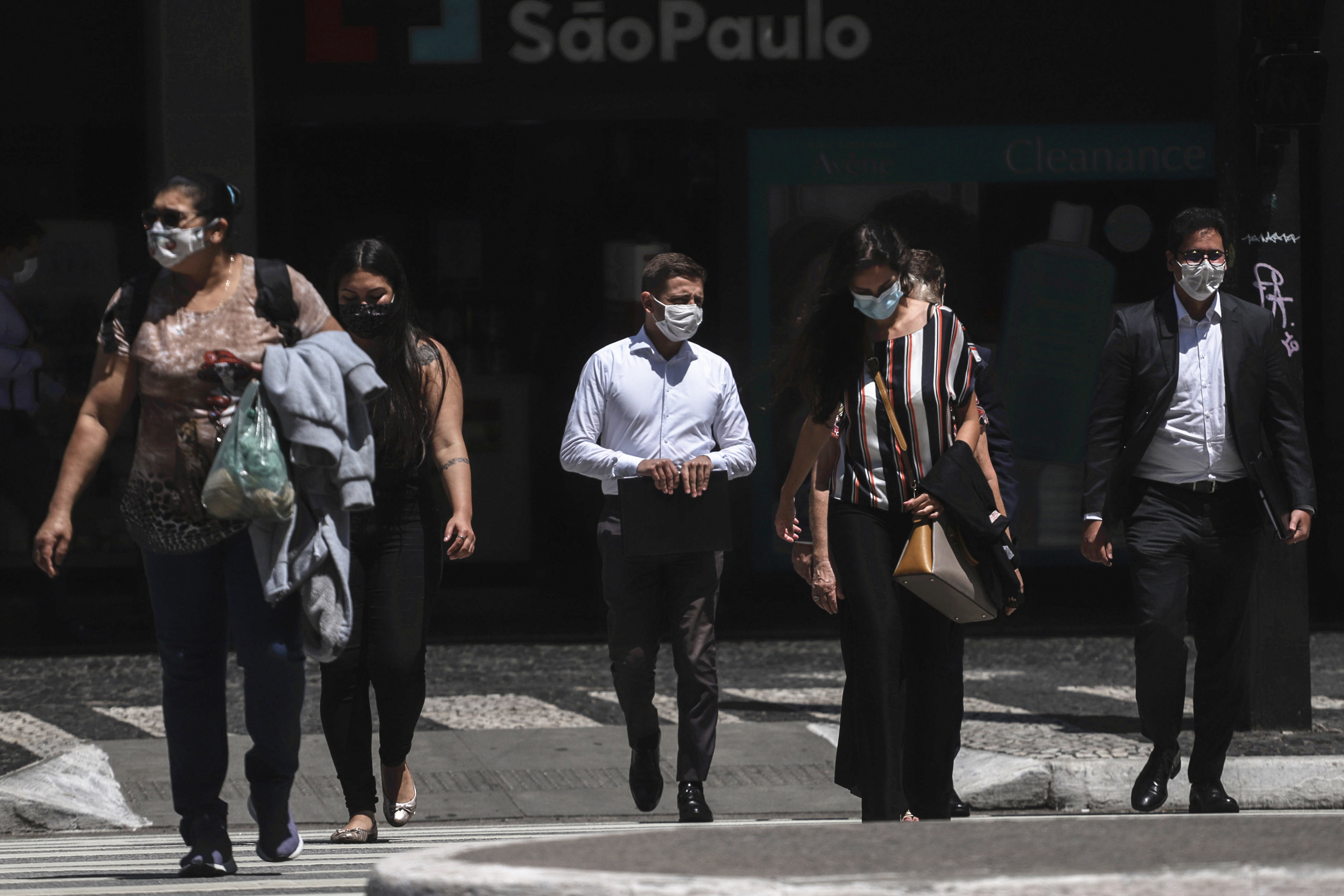 IMF预计今年巴西经济将萎缩5.8%