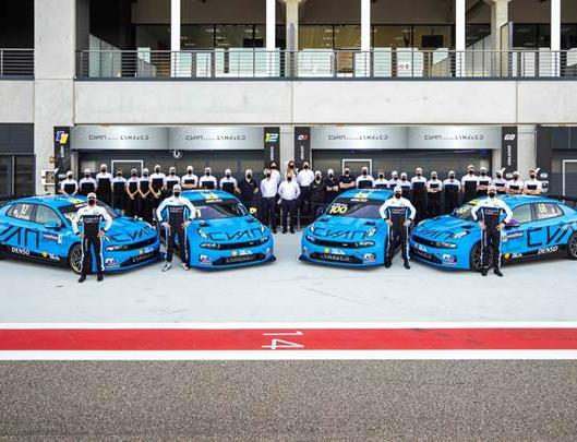领克车队加冕2020 WTCR车手车队双冠军