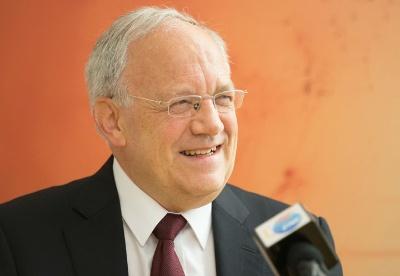 瑞士联邦主席:对中国经济前景充满信心