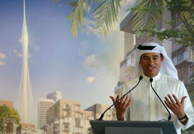迪拜宣布将建新的世界最高建筑