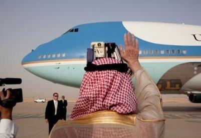 美国—沙特关系:奥巴马对所受冷遇不置可否
