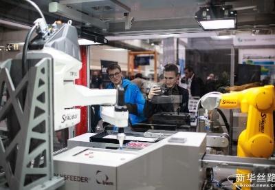 汉诺威工博会告诉你工业4.0是革命还是进化