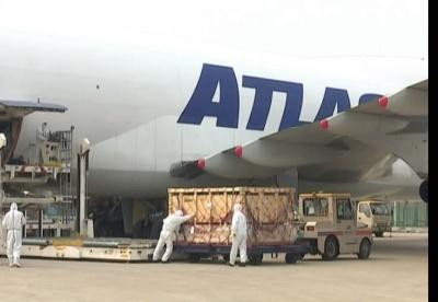 中澳自贸协定首批进口澳大利亚肉牛空运郑州