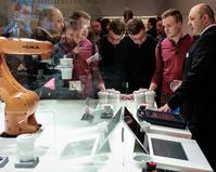 """汉诺威工博会:存在感不强  """"美国制造""""衰落了吗?"""