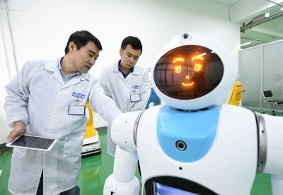 新机遇连接新未来 人工智能引领中国制造业腾飞