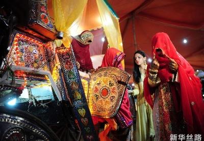巴基斯坦的集体婚礼