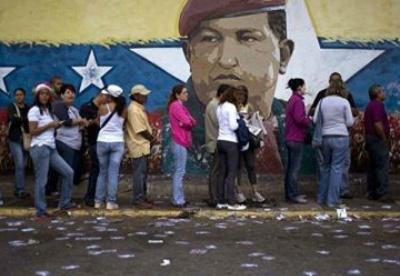 陷入危机的委内瑞拉
