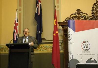 《澳中一带一路产业合作蓝皮书》在澳中两国首发