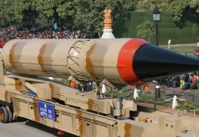 印度无法解决的核辩论