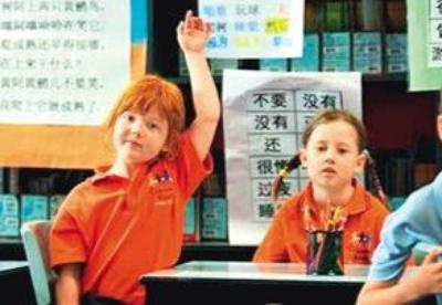 """澳洲小学引入中国""""孔子课堂""""项目"""