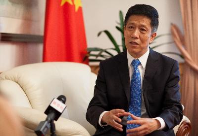 专访中国驻波兰大使徐坚:开启中波战略伙伴关系提速升级新时代