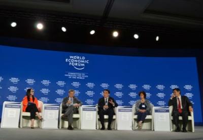 夏季达沃斯论坛年会二十国集团分论坛顺利举行