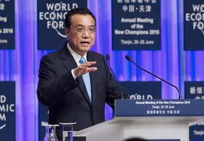李克强:中国经济运行总体平稳、稳中有进