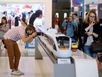 第三届俄中博览会在叶卡捷琳堡举行