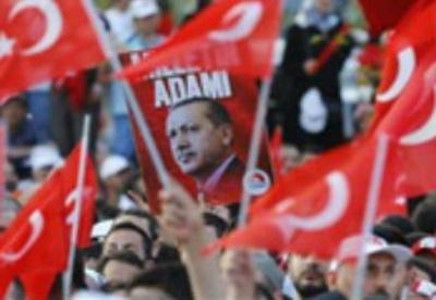 土耳其政变失败后埃尔多安真正的机会
