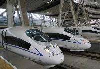 中国规划2025年建成高铁3.8万公里 向社会资本开放