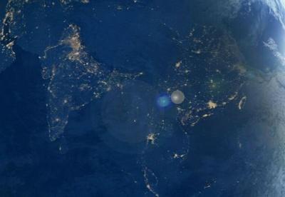 亚洲新太空竞赛