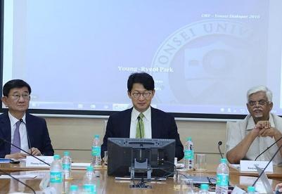 印度前外长:印度能向韩国取经