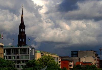 德国港口城市汉堡的丝路缘