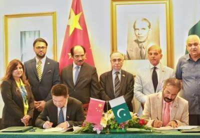 巴基斯坦官员:欢迎更多中企参与中巴经济走廊建设