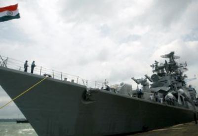 扩大印度在印度洋的领海权意识