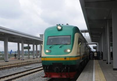 中国制造:尼日利亚阿卡铁路正式运营