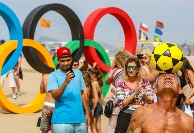 里约迎奥运