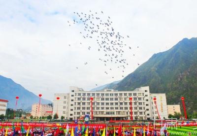 陇南文县教育频发力  三年迈出三大步