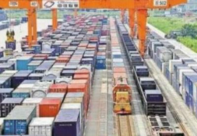 """重庆将建""""一带一路""""重要流通节点城市"""