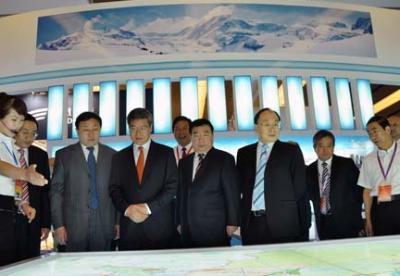 中国(甘肃)国际新能源博览会在酒泉开幕