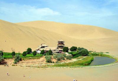 """《甘肃""""十三五""""旅游业发展规划》:突出绚丽、人文、养生、如意甘肃理念"""
