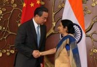 聚焦印中关系――中国外长王毅访印