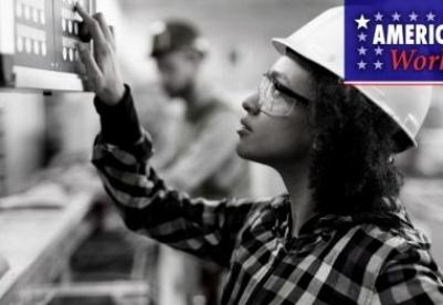 重获工作:STEM经济中的中等技能职位