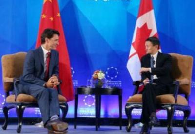 加拿大总理表示积极考虑加入亚投行