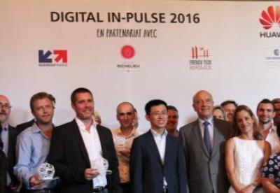 华为助力法国中小企业创新发展