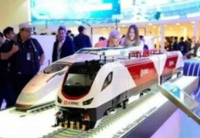 中国铁路企业组团亮相柏林轨道交通展