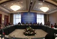 """上合组织经贸部长第15次会议通过新""""五年计划"""""""