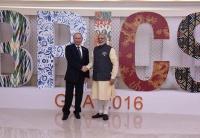 印度和俄罗斯关系重新深化