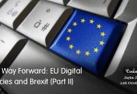 欧盟数字政策与脱欧:第二部分