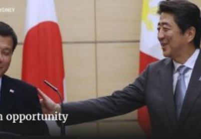 日本的绝佳机会