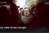 欧洲对特朗普获胜的看法