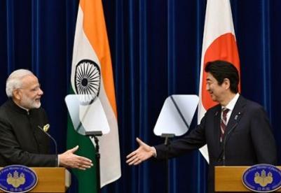 印度与日本朝着战略经济合作方向发展